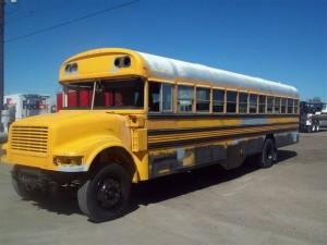 DENVER PUBLIC SCHOOLS - COMMAND BUS - BEFORE - 3